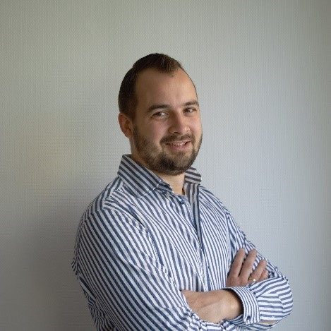 Viperty - Our team - Hanno van Harn - Project Manager & Scrum Master